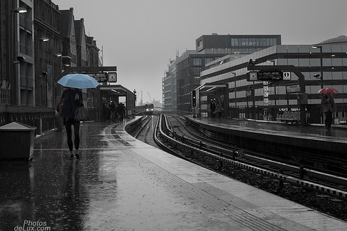 The X100S is my daily companion - even in bad weather