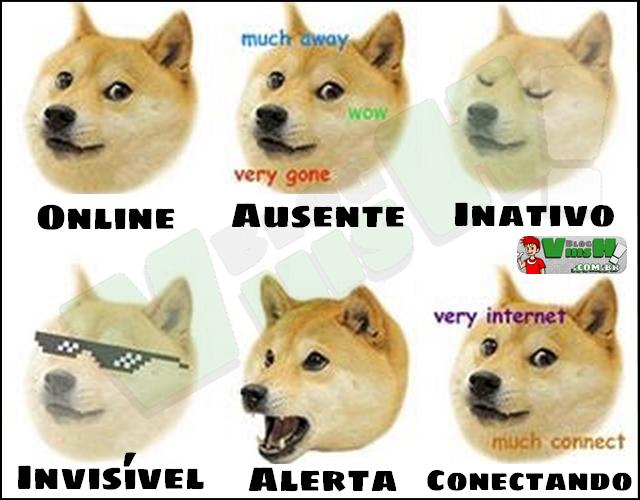 Blog Viiish - Status de DOGE