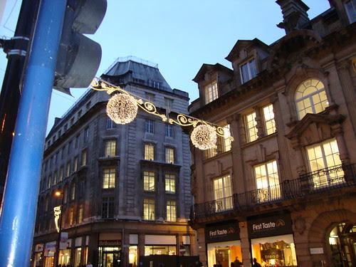 More Christmas lights