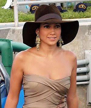 Jennifer Lopez at ISC Miami.