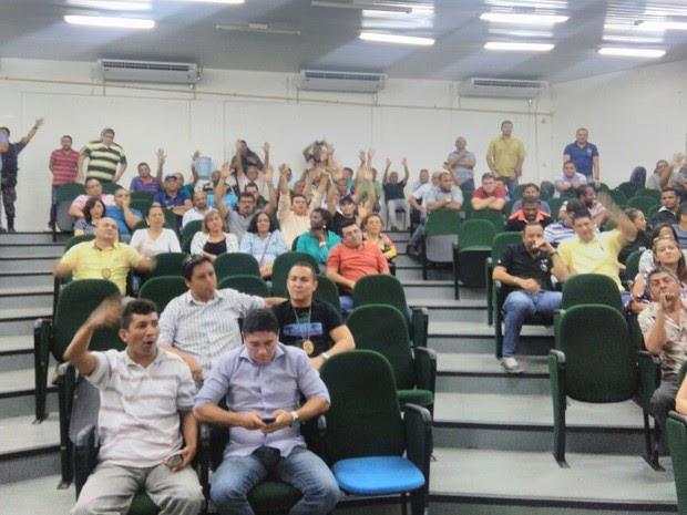 Agentes e inspetores penitenciário do Maranhão entram em greve