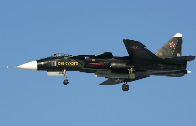 Saiba por que o Su-47, apesar de sua excelente manobrabilidade, não foi produzido em série