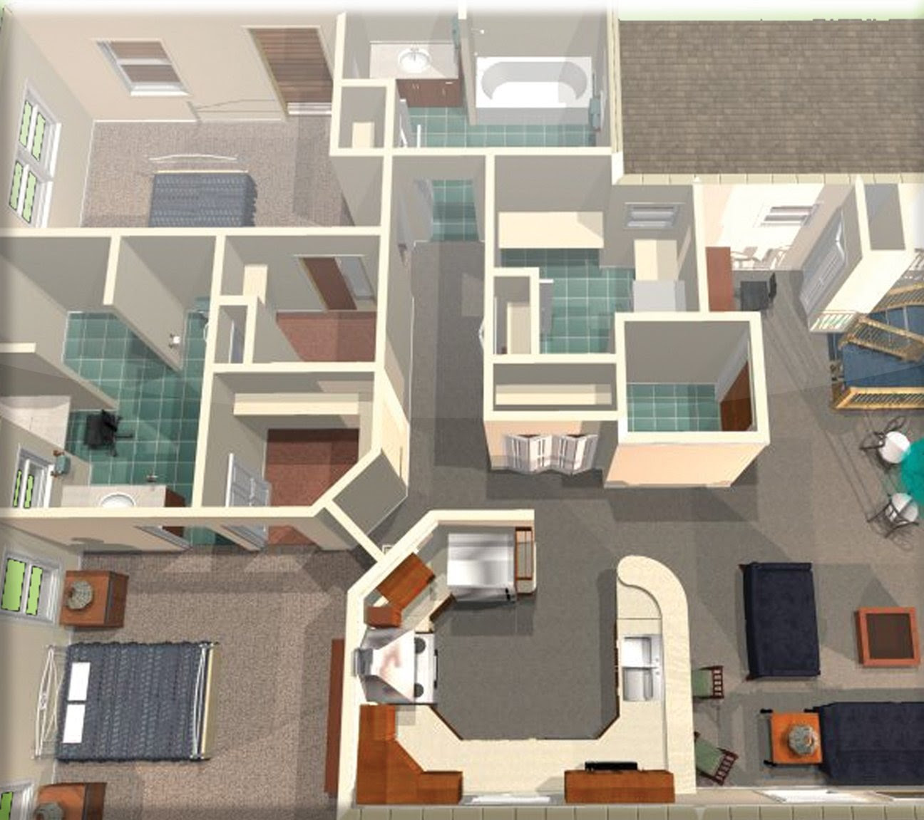 Free Software 3d Interior Design Heavyie