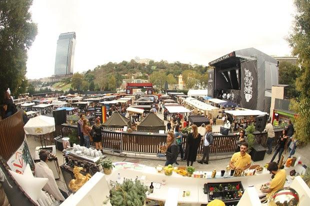 İZMİR Aroma Kahve Ve Çikolata Festivali + İSTANBUL Coffee Fest / Kahve Festivali