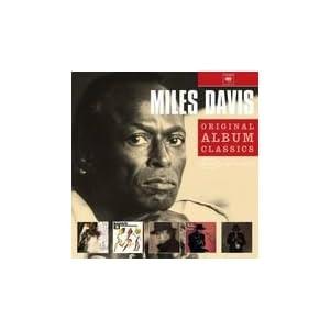Miles Davis - Original Album Classics II  cover
