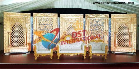 Wedding Fiber Jali Panels   Wedding Stages