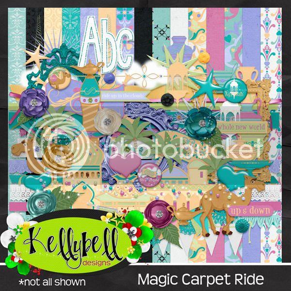 Magic Carpet Ride Kit