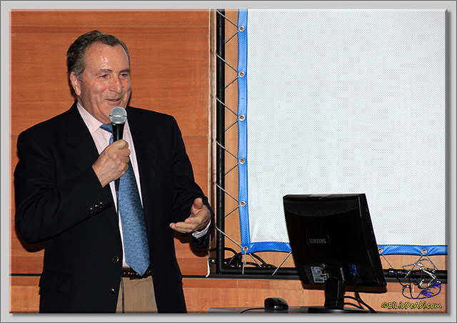 José Luis López Gómez -Trenes Talgo y la alta velocidad (1)