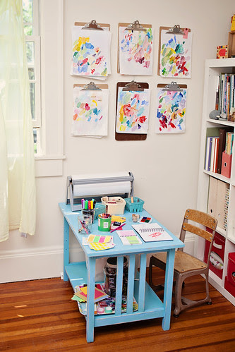 """ada's desk where she asks to do her """"work"""""""