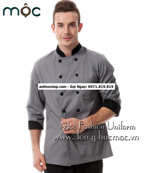 áo bếp nam