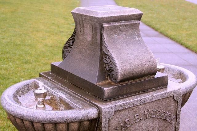 Chas. B. Merrick Memorial