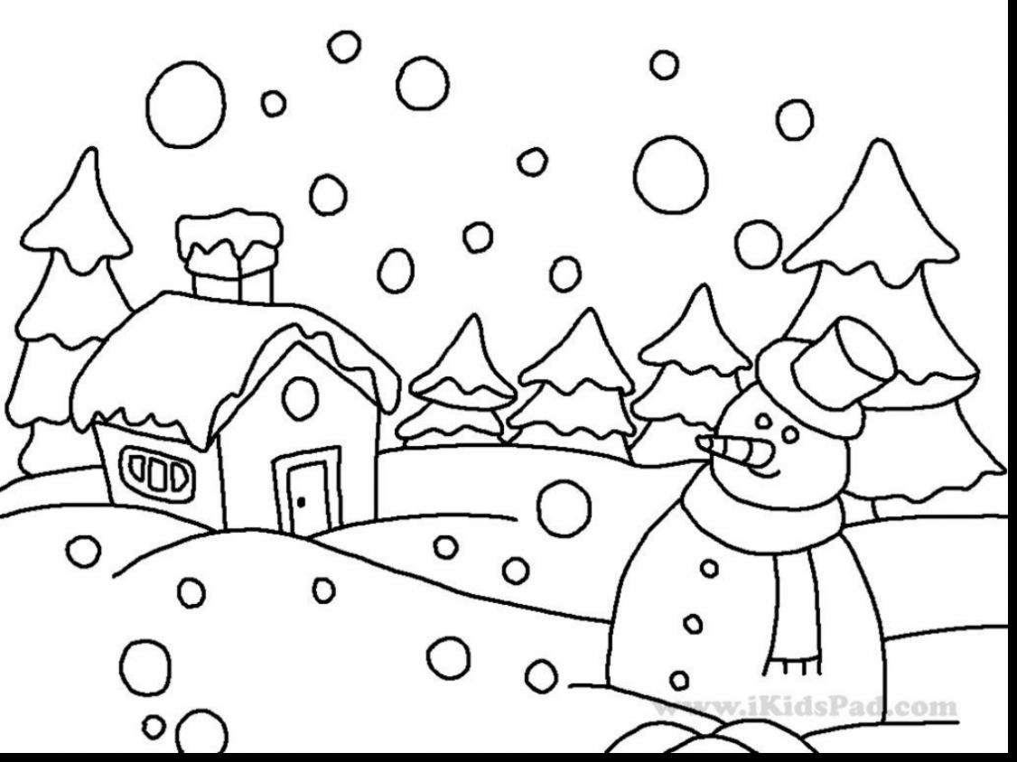 January Coloring Pages Hd Football