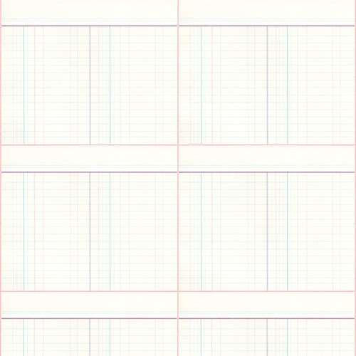 8a LIGHT antique ledger paper 12 and a half inch sq 350dpi LARGE SCALE