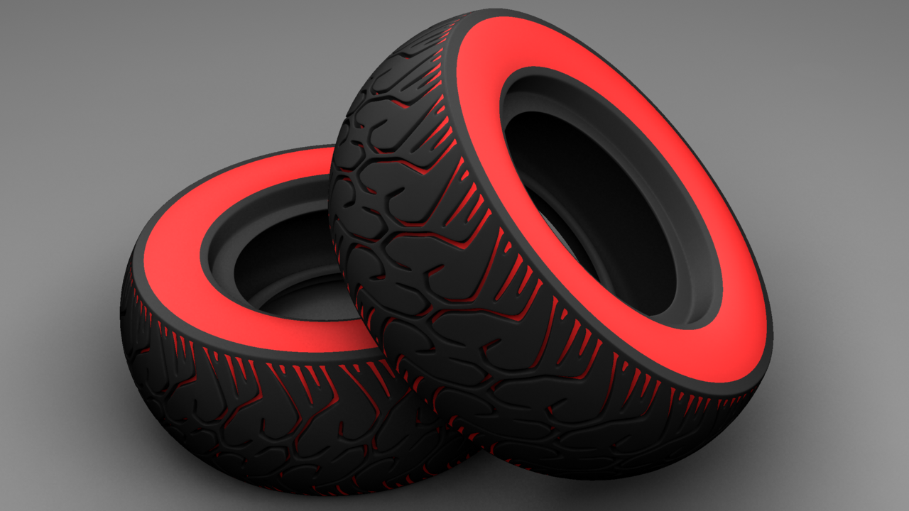 Tire Model Concept The Laughing Blog
