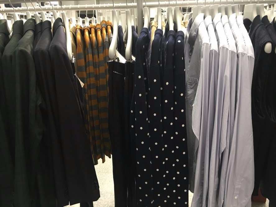 we visited arket hm's new luxury store  business insider