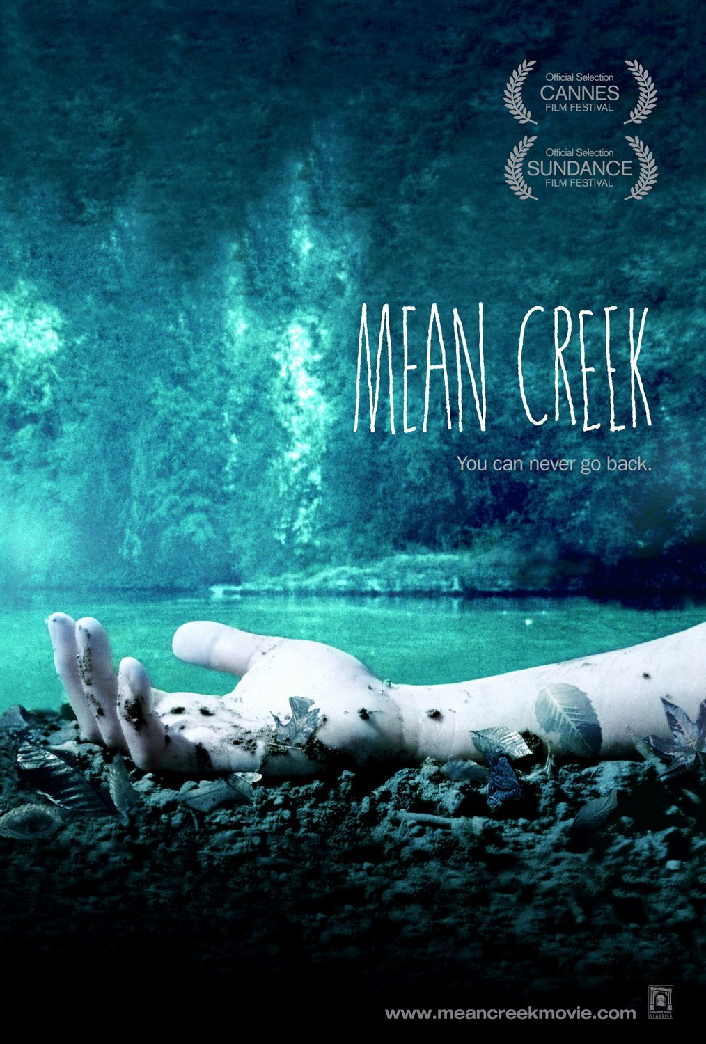 Risultati immagini per mean creek movie poster