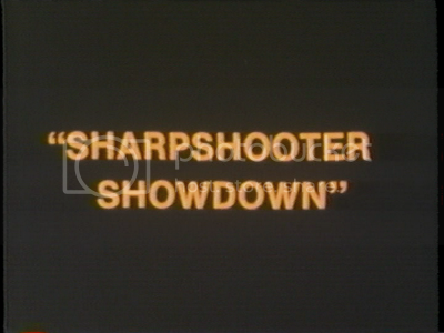 Sharpshooter Showdown