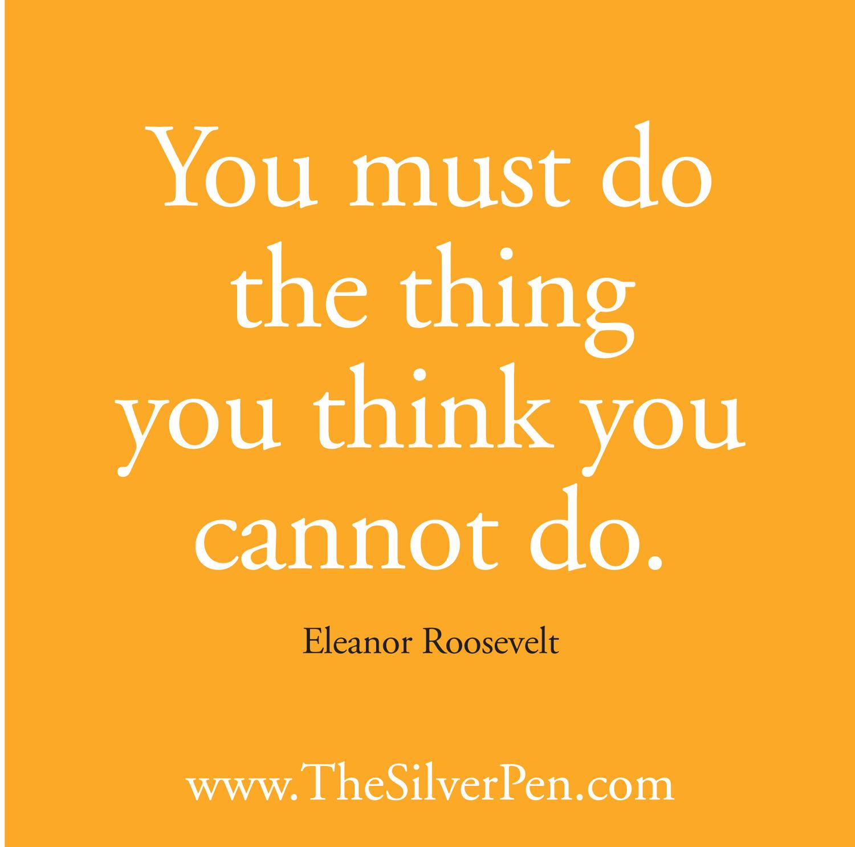 Eleanor Roosevelt Inspiration Quotes Pinterest 37 Quotes