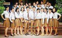 đồng phục trường đại học hồng bàng