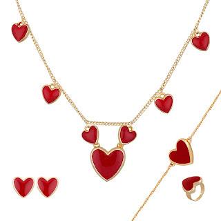 Love Blushed by CrunchyFashion.com