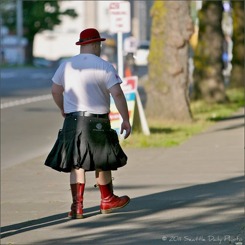 Utilikilts About Town