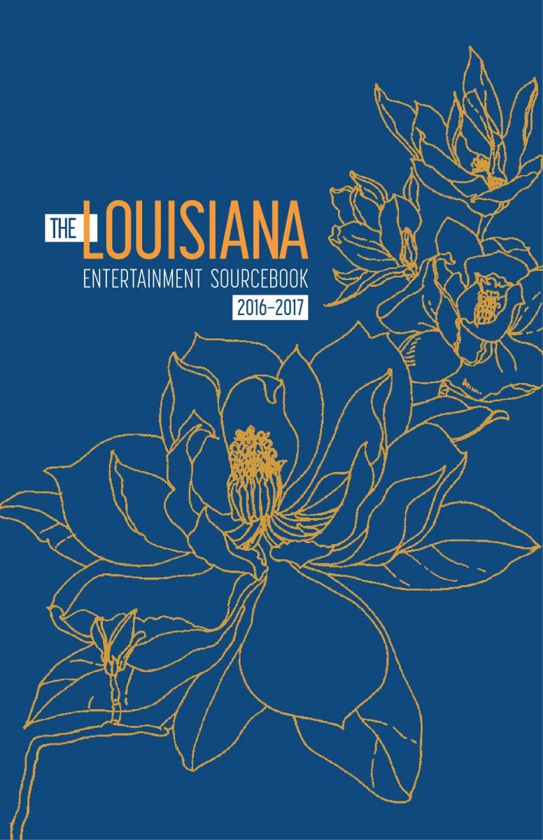 The Lousiana Entertainment Sourcebook 2016 2017