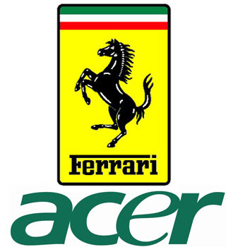 Ferrari on New Smartphone From Acer And Ferrari Set To Gallop In Next Month