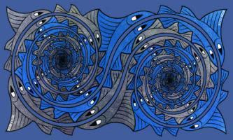 Escher Whirlpool