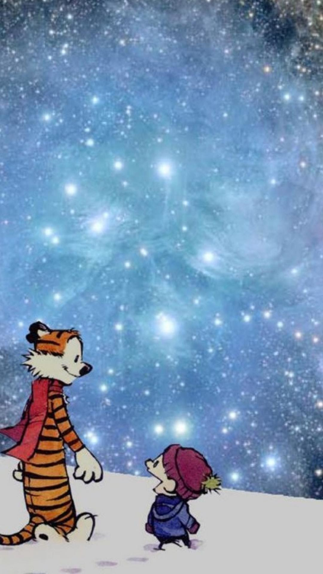 Calvin and Hobbes iPhone Wallpaper 74+ images