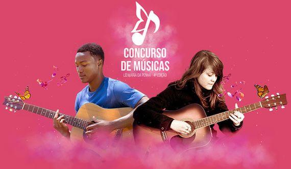 4ª Edição do Concurso de Música sobre a Lei Maria da Penha recebe inscrições até 25 de novembro/