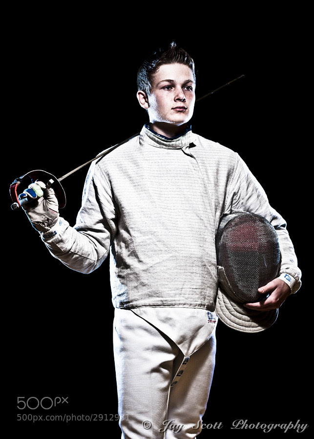 Saskatchewan Fencing Association 2011-2012 Provincial Team - 1 by Jay Scott (jayscottphotography) on 500px.com