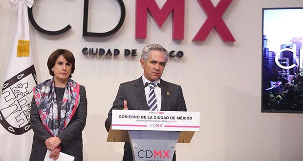 """Mancera pide """"pacto de civilidad"""" para evitar violencia en mítines"""
