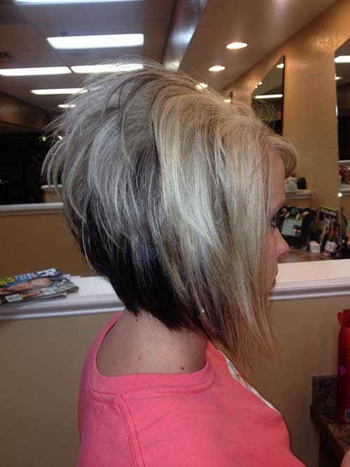 10 Bob Stacked Hairstyles Bob Hairstyles 2015 Short Hairstyles For