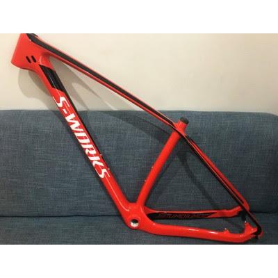 Mountain Bike Specialized S Works Carbon Bicicletta 295er Telaio