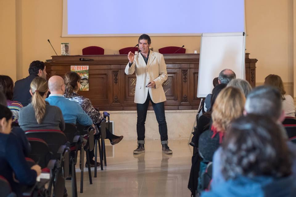 Giancarlo Fornei a Io Bene novembre 2015