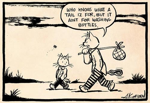 Laugh-Out-Loud Cats #2452 by Ape Lad