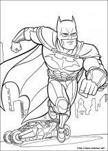 Dibujos De Batman Para Colorear En Colorearnet
