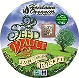 Heirloom Organics NHS-02-SSV Seed Vault