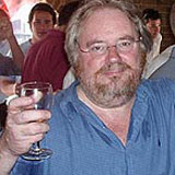 Mike Parry: sweaty