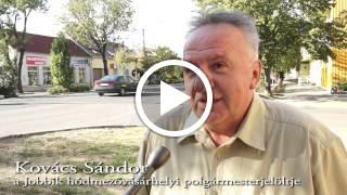 Miért hallgatták el a csődöt Lázár Jánosék? Megéri internetes hirdetésért odaadni egy iskolaépületet? A Jobbik készül a vasárnapi időközi polgármester-válasz...