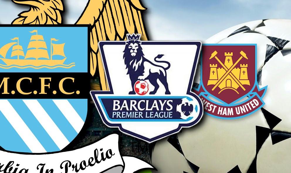 Manchester City vs West Ham United 2015 Score Ignites EPL ...