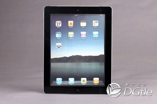 Hands-on iPad 2 Mockup