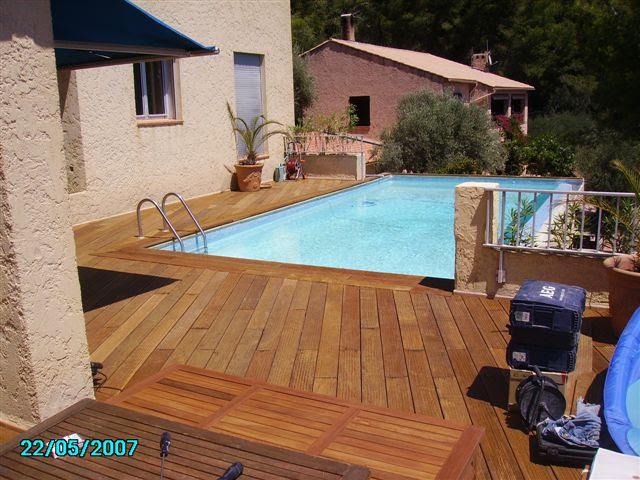 Terrasse Bois Fabricant Et Installateur De Piscine En Bois Sur