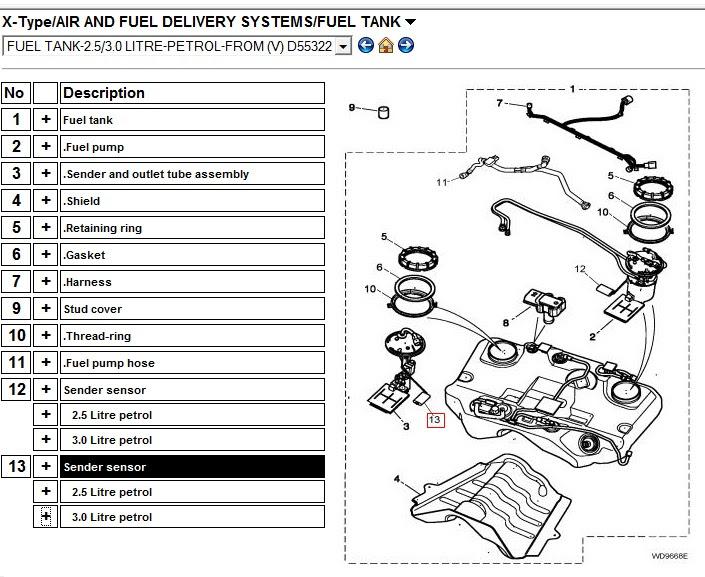 19 Best Jaguar X Type Wiring Diagram Free Download