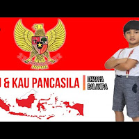 Aku dan Kau Pancasila - Dhaffa Balanipa (Music Video Official)