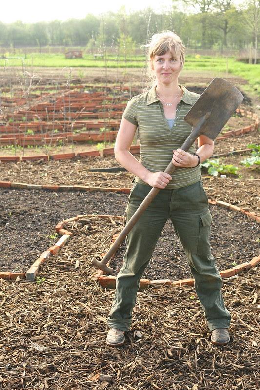 Uw tuinsoldaat