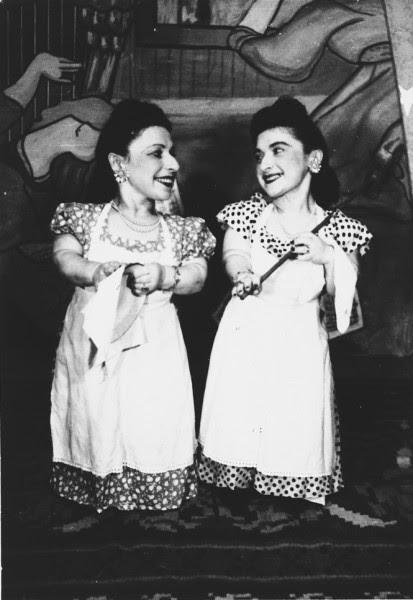 Perla e Elizabeth