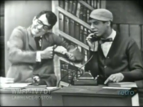 AereoTV: Martin and Lewis