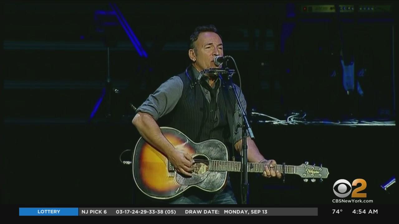 Bruce Springsteen Exhibit Coming To Newark