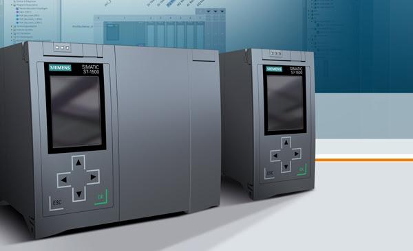 Simatic S7-1500  Nuevo controlador y firmware para la automatización de nivel medio y de gama alta